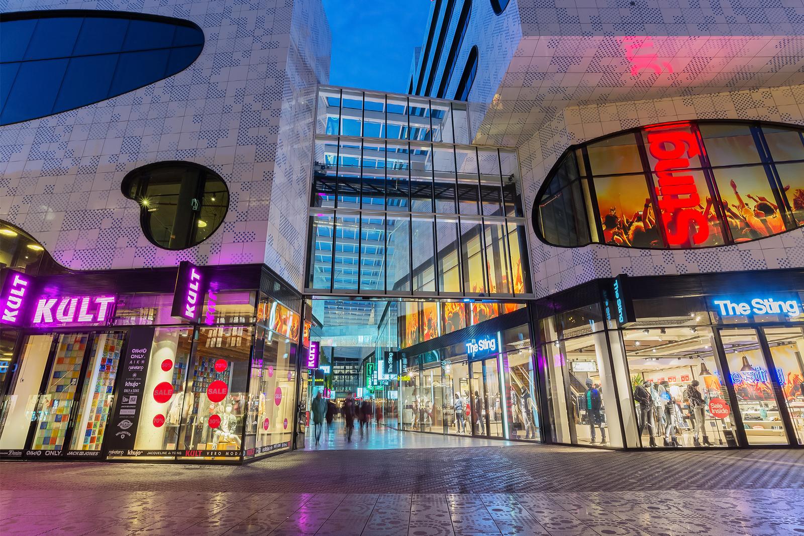 Mall-Carousel